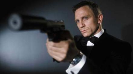 James Bond aux Jeux Olympiques de Londres