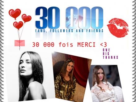 30 000 Facebook followers on Look By Amina Allam