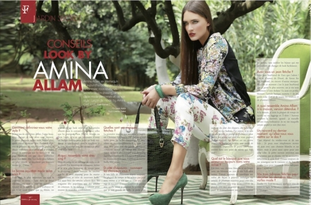 Interview Fémina magazine juin 2013