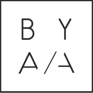 BY AA LOGO