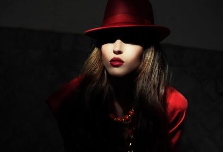 Camélia signe avec 107 Models