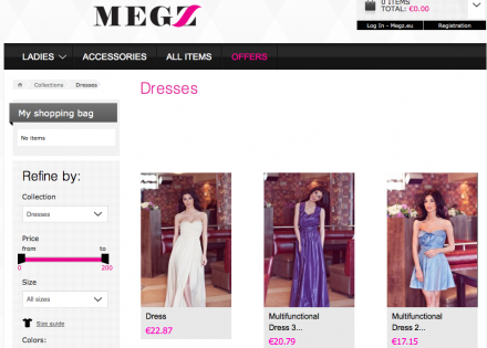 MEGZ – for all fashion lovers