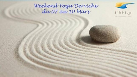 Weekend Yoga Derviche