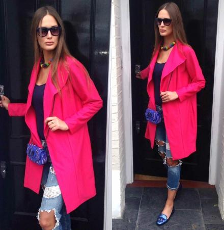 11052015 – Pink waistcoat