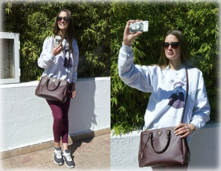 Cuckoo Complex Madonna sweatshirt & phone case
