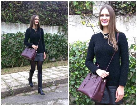 20122014 – Black & burgundy