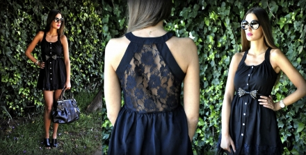 23052014 – La petite robe noire de Romwe