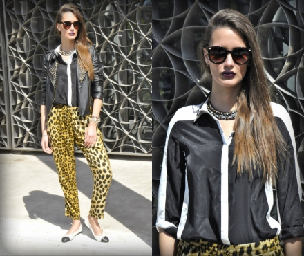 25032014 – Leopard harem pants