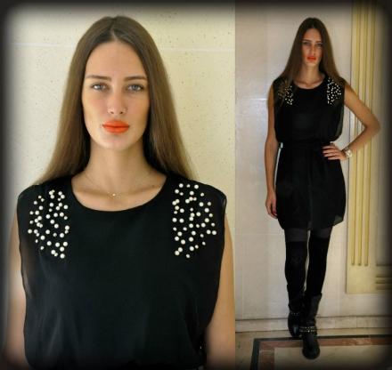 07122013 – La petite robe noire de Romwe