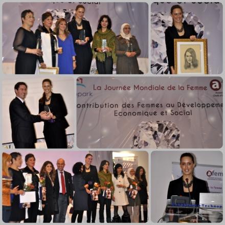 La journée de la femme au Technopark de Casablanca