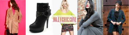 Jollychic giveaway on my FB page
