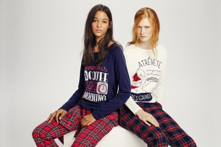 La nouvelle collection capsule Oysho et Mr. Wonderful