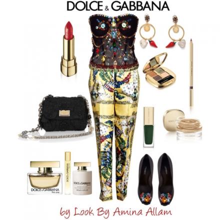 Le glamour par Dolce & Gabbana