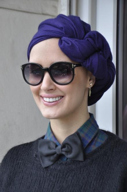 Comment nouer un turban ?