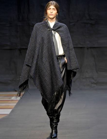 Défilé Hermès automne/hiver 2012-13