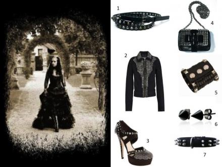Le style vestimentaire gothique