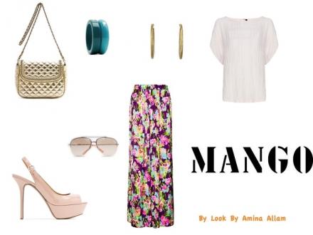 Le printemps chez Mango