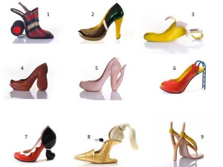 Kobi Levi – la chaussure du délire