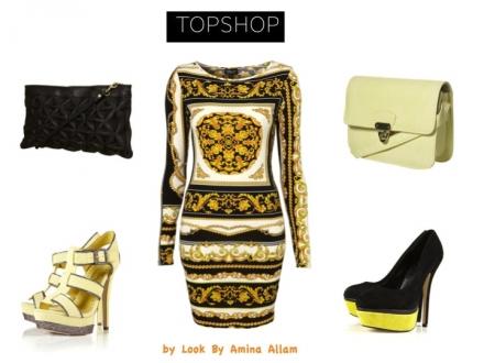 Topshop – une robe pour la saison