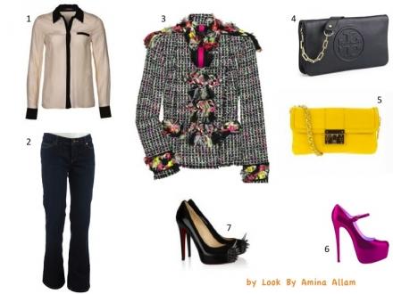 Comment porter le blazer de Marc Jacobs?
