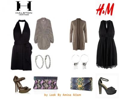Halston Heritage ou H&M?