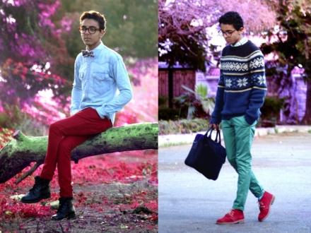 Adil – notre ami fashionista de Mohammedia