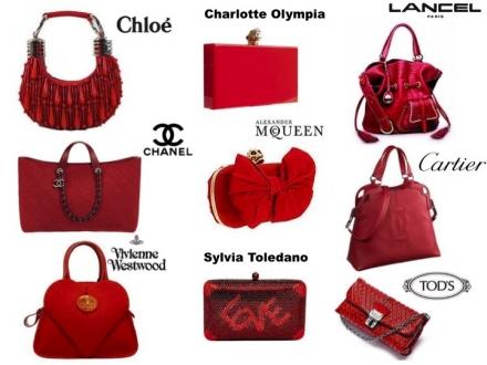 Quel sac rouge choisir?