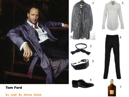 Le style de Tom Ford