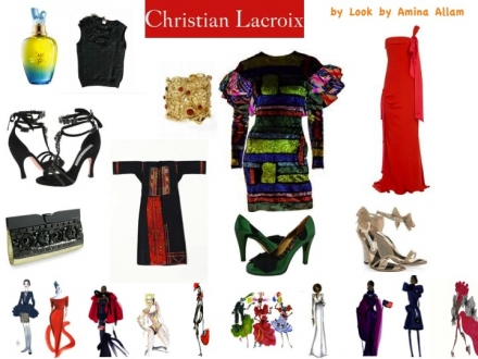 Christian Lacroix – la passion du design