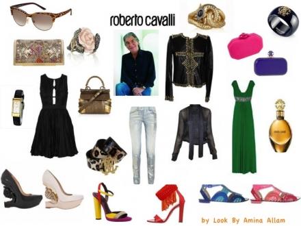 Roberto Cavalli – l'artiste aux imprimés animaux