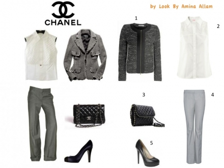 Comment adopter le look Chanel?