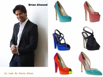 Les it-shoes de Brian Atwood