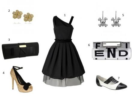 Deux façons de porter la robe de New Look