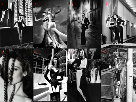 La grand Helmut Newton