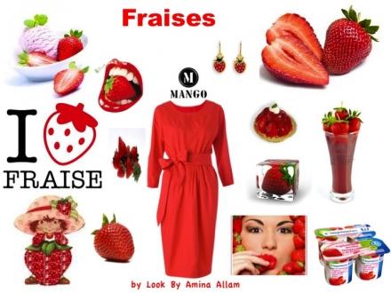 La fraise nous fait du bien!