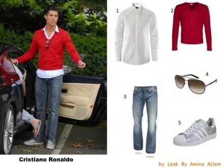 Le style de Cristiano Ronaldo