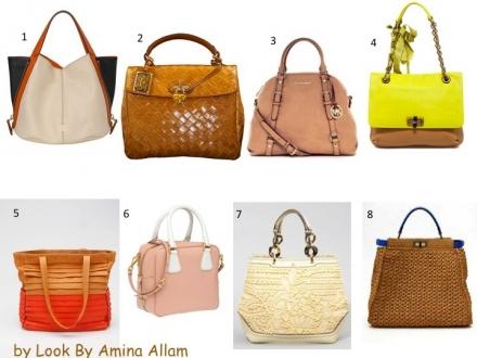 Quel sac pour l'été 2012?