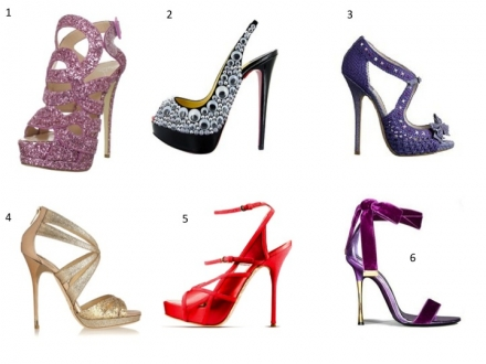 Sandales de luxe