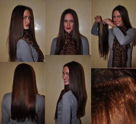 Zayna Extensions – des cheveux longs sans prise de tête