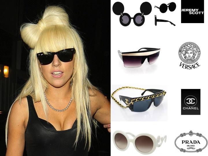 Look » Gaga Lady Allam De Amina Lunettes Les By GLSUMqzpV