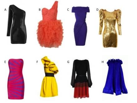 Ma sélection de petites robes de soirée