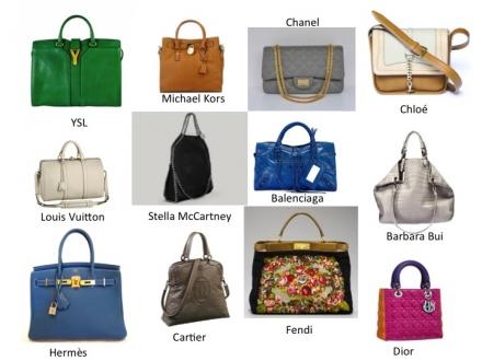 Ma sélection de sacs