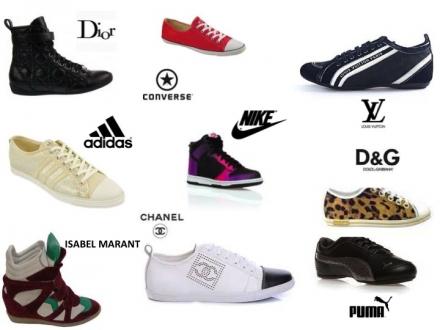 Sneakers pour Elle