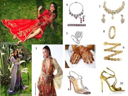 La sublime mariée marocaine