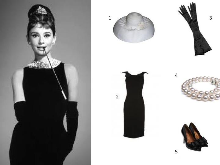 Look By Amina Allam Audrey Hepburn La Grande Classe