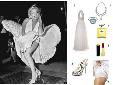 Marilyn Monroe – la star au triste destin