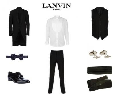 Homme Lanvin