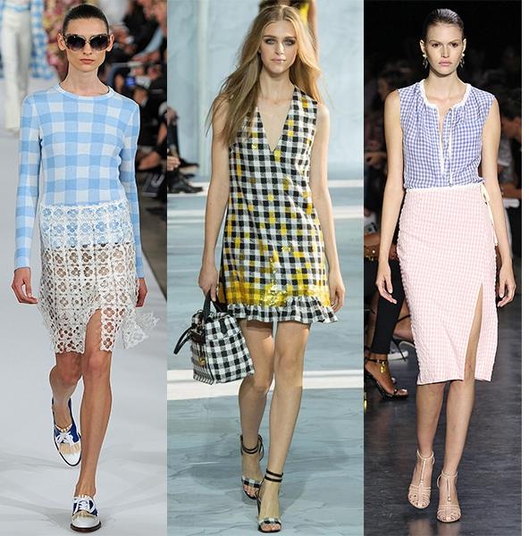 Fashionweektrend-gingham
