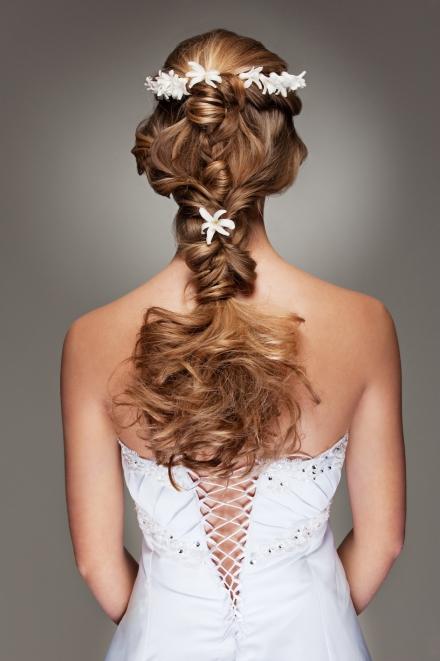 Idées de coiffure pour la mariée