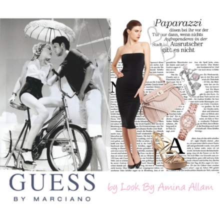 La robe Guess by Marciano